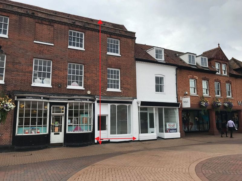 Property Photo: 129 High Street, Epsom