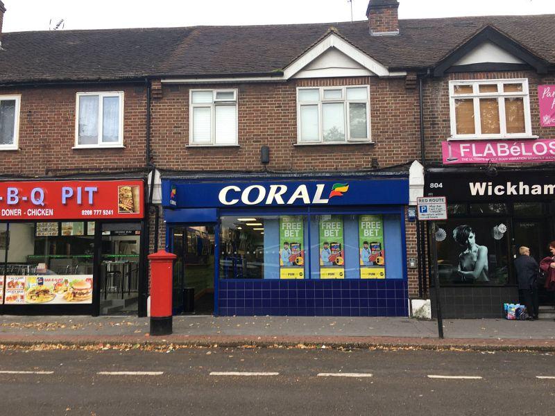 Property Photo: 806 Wickham Road, Croydon