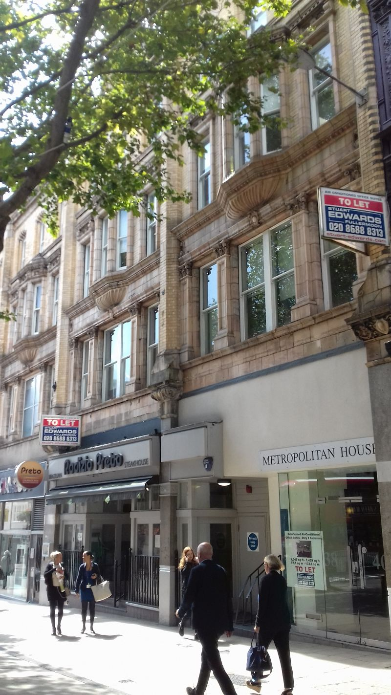 Property Photo: Suite 7 Metropolitan House, 38 - 40  High Street, Croydon