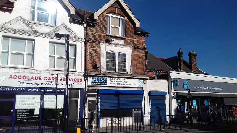 Property Photo: 59 Lower Addiscombe Road, Croydon