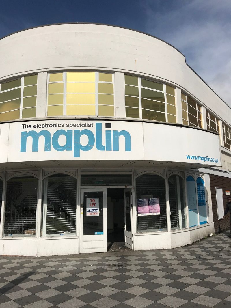 Property Photo: 166 North End, Station Road, Croydon