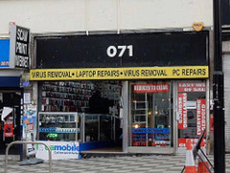 Property Photo: 170 North End, Croydon