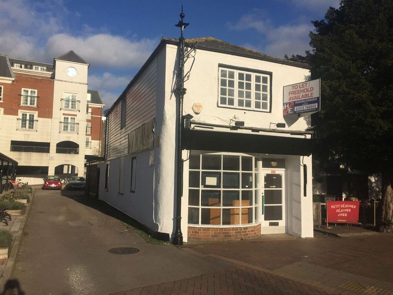 Property Photo: 100 High Street, Epsom