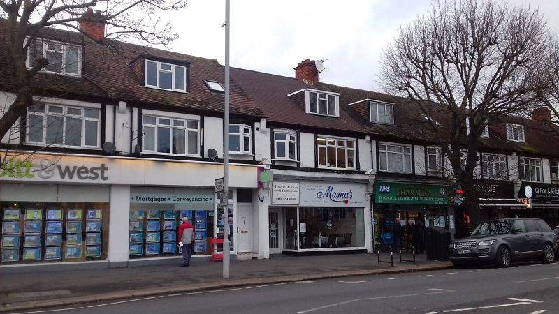 Property Photo: 141A Wickham Road, Shirley