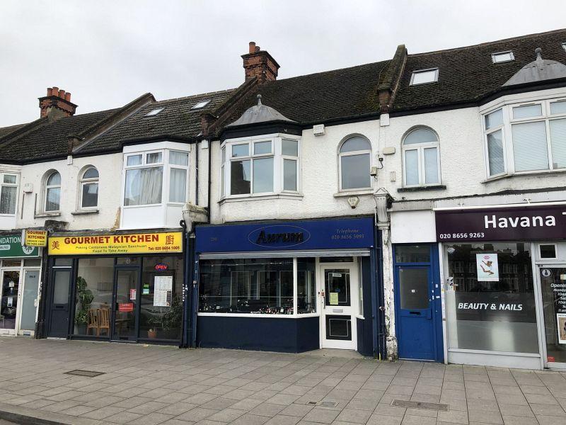 Property Photo: 290-290a Lower Addiscombe Road, Croydon