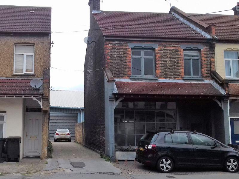 Property Photo: Rear of, 217 - 219 Davidson Road, Croydon