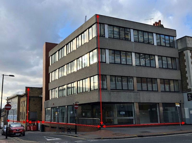 Property Photo: 112 High Street & 45 Laud Street, Croydon