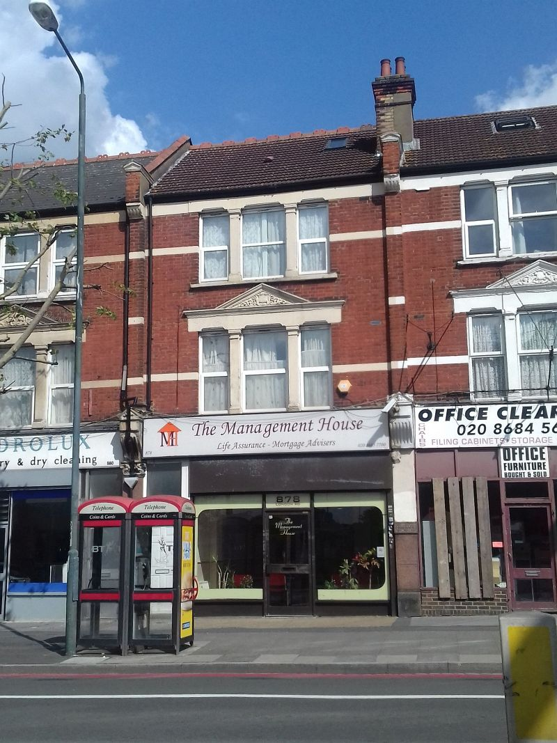 Property Photo: 878 London Road, Thornton Heath