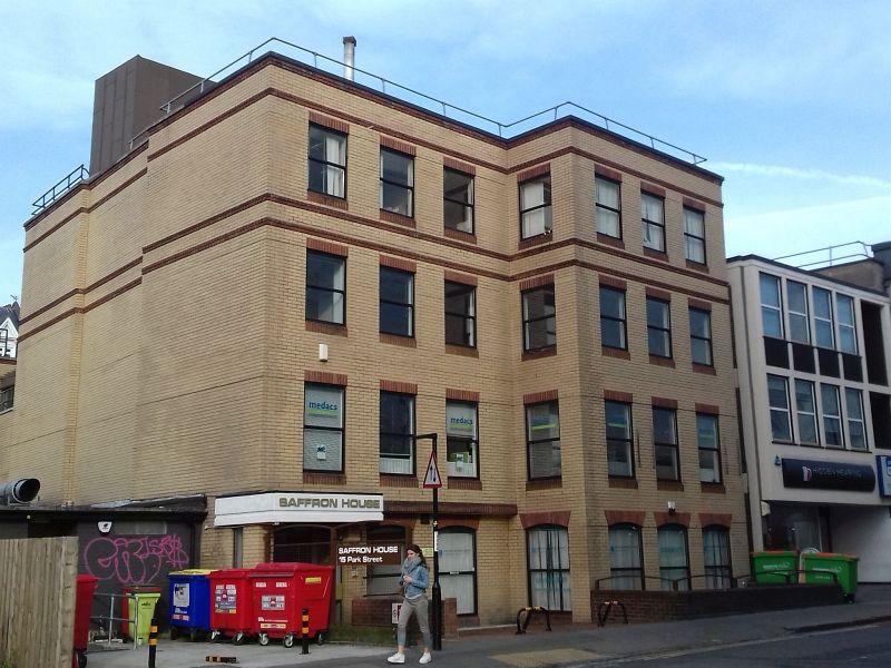 Property Photo: 2nd Floor Saffron House, 15 Park Street, Croydon