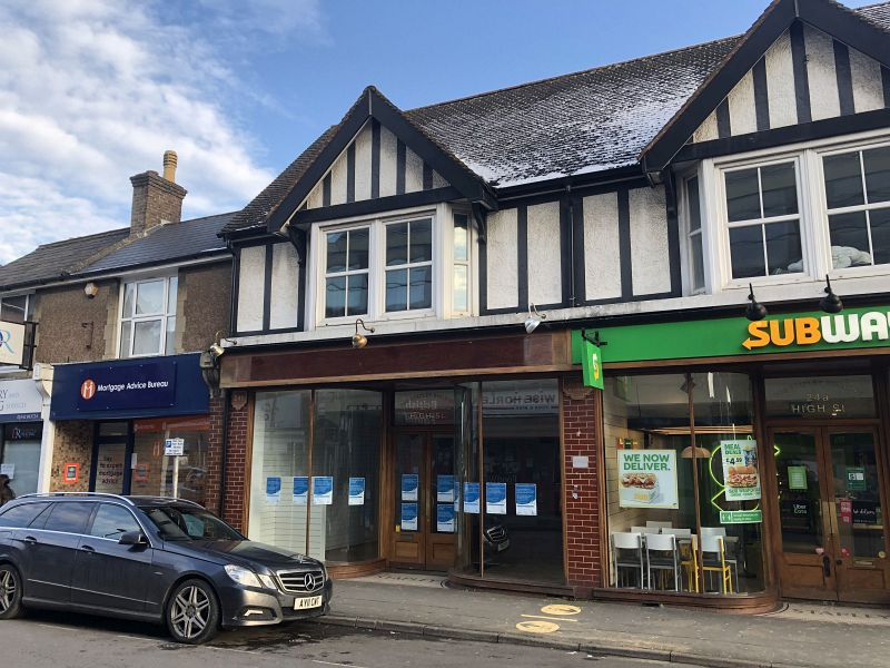 Property Photo: 24 High Street, Horley