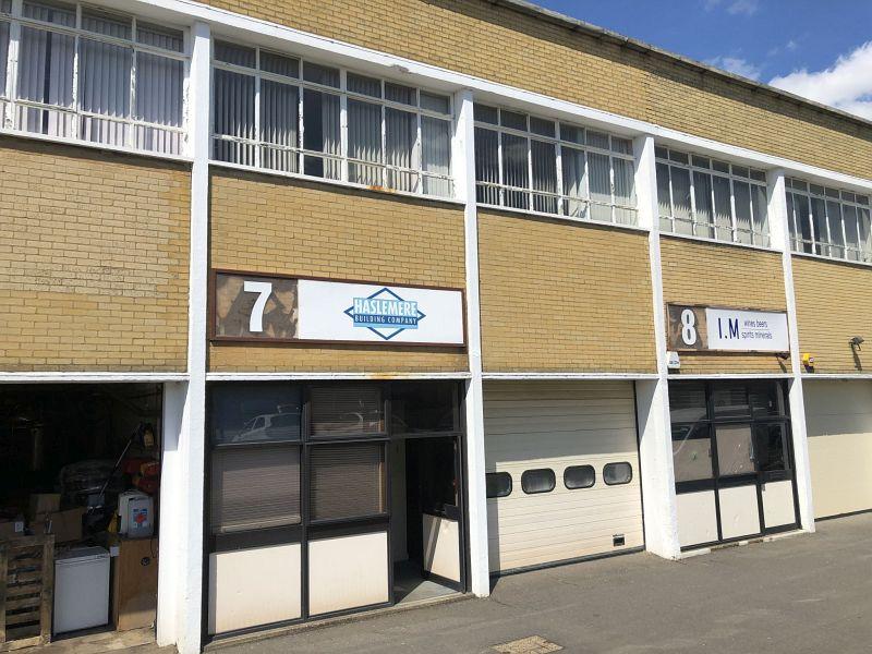 Property Photo: Unit 7 Vulcan Business Centre, Vulcan Way, Croydon